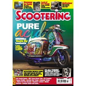 Scootering Magazine Subscription - Digital subscriptions for only £9.99!