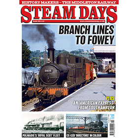 Steam Days Magazine Subscription