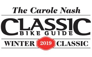 The Carole Nash Classic Bike Guide Winter Classic<br>Newark Showground Winthorpe, Nottinghamshire NG24 2NY