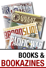 Bookazines covering motorcycles, scooters, railway, heritage, aviation, running and more!