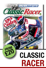 Classic Racer Magazine Subscription