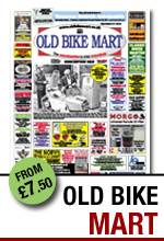Old Bike Mart Newspaper Subscription