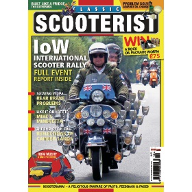 Image result for CLASSIC SCOOTERIST