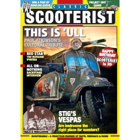Classic Scooterist Magazine Subscription
