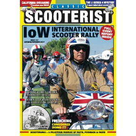 Classic Scooterist Magazine Subscription