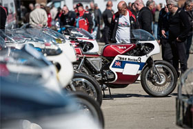 The 37th Carole Nash International Classic MotorCycle Show