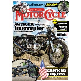 The Classic MotorCyle Magazine Subscription