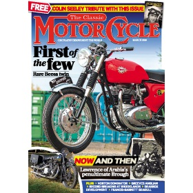 The Classic MotorCycle Magazine - Print Subscription