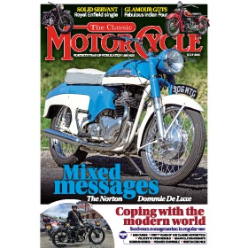 The Classic MotorCyle