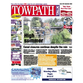 Towpath Talk Newspaper Subscription - The perfect Christmas present