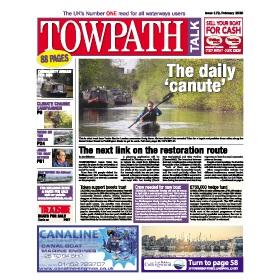 Towpath Talk - Print Subscription