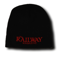 The Railway Magazine Beanie Hat